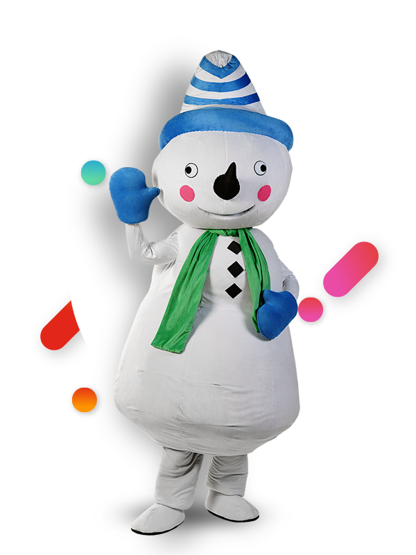 Snjegović kostim