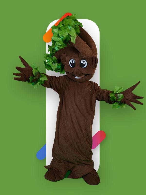 Maskota drvo