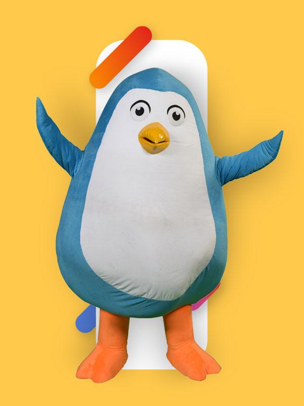 Maskota pingvin